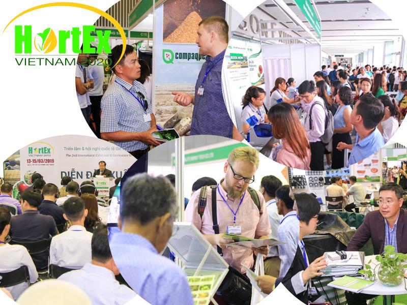 Picture of HortEx Vietnam 2020.