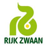 Logo of Rijk Zwaan, The Netherlands.